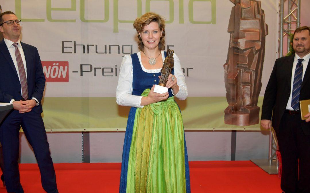 PatInnen für alle gewinnt NÖN Leopold 2018