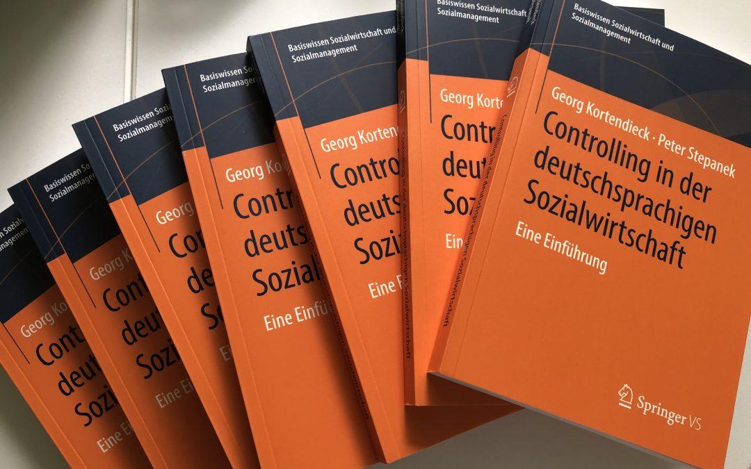 Controlling in der deutschsprachigen Sozialwirtschaft (Kortendieck & Stepanek 2019)